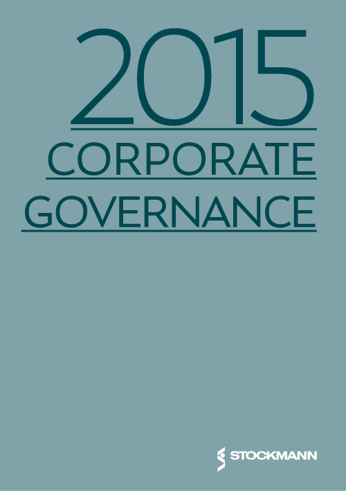 2015 Corporate governance